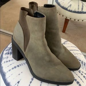 CALL IT SPRING | 10 | Vegan Leather Stacked Boot